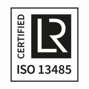 ISO 13485 400dpi